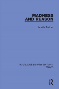 Cover Madness and Reason