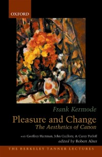 Cover Pleasure and Change