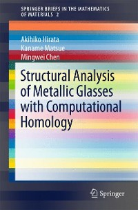 Cover Structural Analysis of Metallic Glasses with Computational Homology
