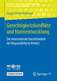 Cover Gerechtigkeitskonflikte und Normentwicklung