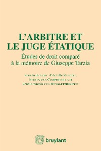 Cover L'arbitre et le juge étatique