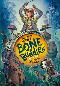 Cover Bone Buddies