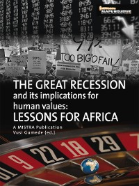 Cover The Great Recession and its Implications for Human Values