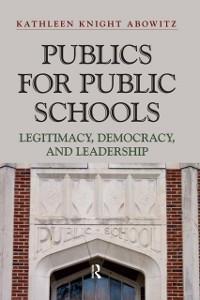 Cover Publics for Public Schools