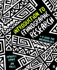 Cover Introduction to Ethnographic Research