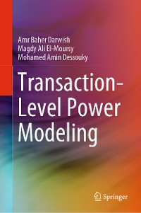 Cover Transaction-Level Power Modeling