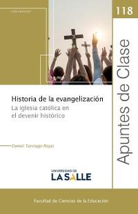 Cover Historia de la evangelización