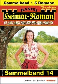 Cover Heimat-Roman Treueband 14 - Sammelband
