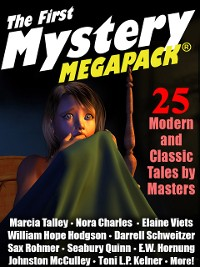Cover The First Mystery MEGAPACK ®