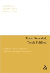 Cover Torah Revealed, Torah Fulfilled