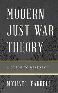 Cover Modern Just War Theory