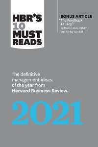 Cover HBR's 10 Must Reads 2021
