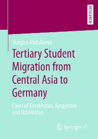 Cover Tertiary Student Migration from Central Asia to Germany