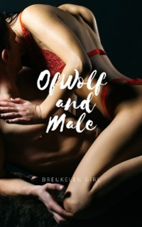 Cover Of Wolf and Male