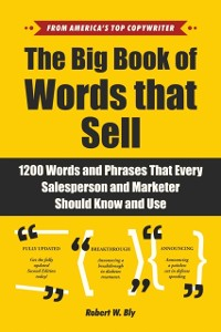 Cover Big Book of Words That Sell