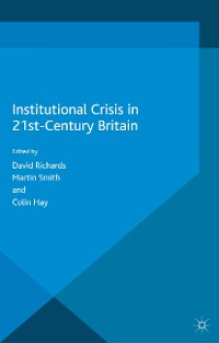 Cover Institutional Crisis in 21st Century Britain