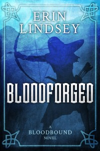Cover Bloodforged