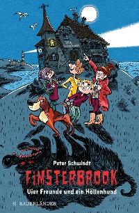 Cover Finsterbrook - Vier Freunde und ein Höllenhund