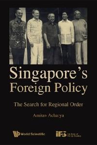 Cover Singapore's Foreign Policy
