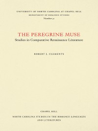 Cover The Peregrine Muse