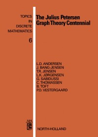 Cover Julius Petersen Graph Theory Centennial