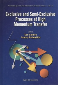 Cover Exclusive & Semi-exclusive Processes At High Momentum Transfer