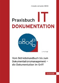 Cover Praxisbuch IT-Dokumentation