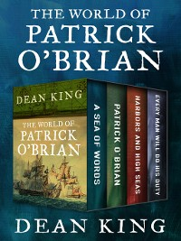 Cover The World of Patrick O'Brian