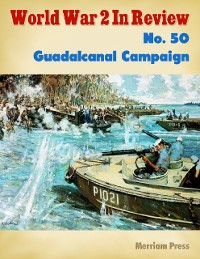 Cover World War 2 In Review No. 50: Guadalcanal Campaign