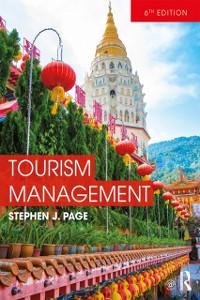 Cover Tourism Management