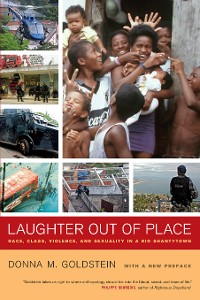 Cover Laughter Out of Place