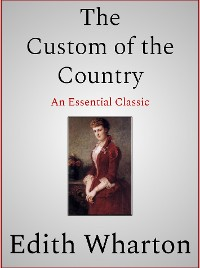 Cover The Custom of the Country
