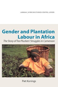 Cover Gender and Plantation Labour in Africa