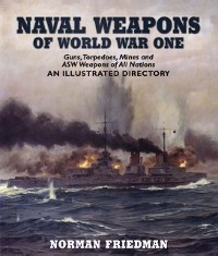 Cover Naval Weapons of World War One