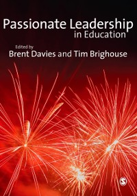 Cover Passionate Leadership in Education