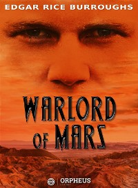 Cover Warlord of Mars