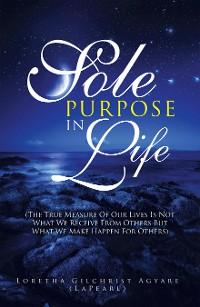 Cover Sole Purpose in Life