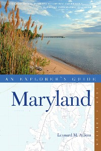 Cover Explorer's Guide Maryland (Fourth Edition)