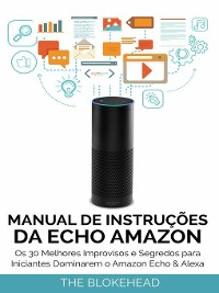 Cover Manual de instruções da Echo Amazon