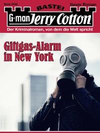 Cover Jerry Cotton 3336 - Krimi-Serie