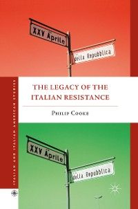 Cover The Legacy of the Italian Resistance