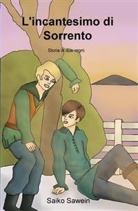 Cover L'incantesimo di Sorrento