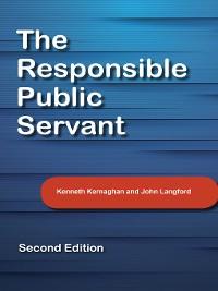 Cover The Responsible Public Servant