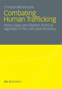 Cover Combating Human Trafficking