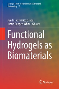 Cover Functional Hydrogels as Biomaterials