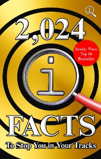 Cover 2,024 QI Facts To Stop You In Your Tracks