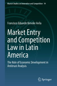 Cover Market Entry and Competition Law in Latin America