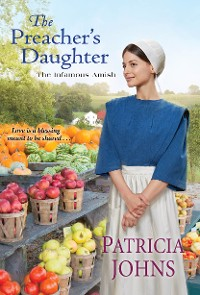 Cover The Preacher's Daughter