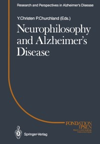 Cover Neurophilosophy and Alzheimer's Disease