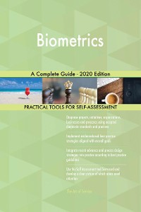 Cover Biometrics A Complete Guide - 2020 Edition